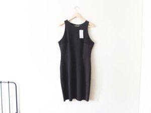 Neu mit Etikett Mango Kleid Gr. L schwarz jersey trend blogger