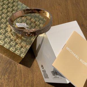 Neu mit Etikett Michael Kors Armreif in rose gold-coloured