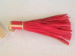 Michael Kors Porte-clés rouge