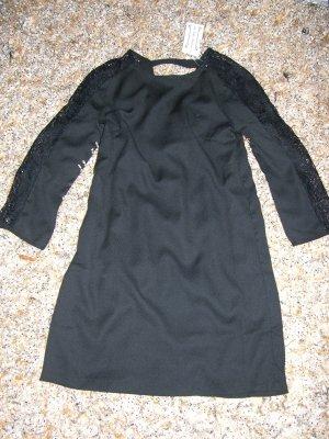 Neu mit Etikett! Mini-Kleid in A-Linie von La Petite Parisienne, Gr. S, Schwarz