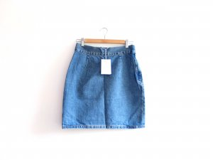 neu mit Etikett &Other Stories Jeansrock Gr. 38 denim rock jeans washed