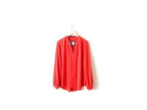 Neu mit Etikett Primark Bluse Gr. 40 orange atmosphere shirt