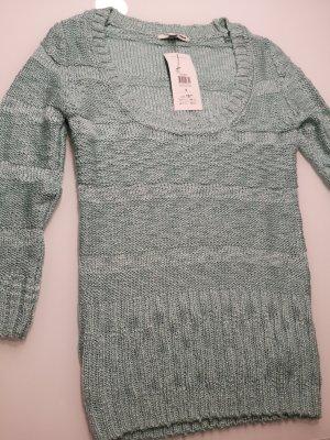 Tally Weijl Pull tricoté vert menthe