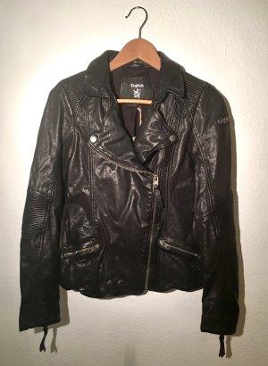 NEU mit Etikett, TIGHA Biker-Lederjacke JANE, Gr. S, NP 400€
