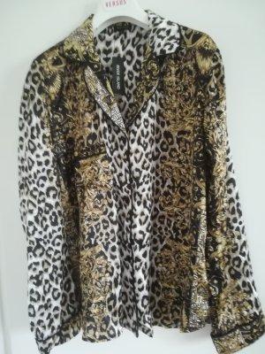 River Island Zijden blouse veelkleurig