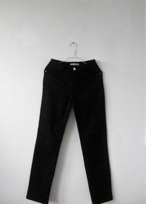 Neu mit Etikett- Zara Skinny Jeans mit Mittelhöhem Bund Gr. 38