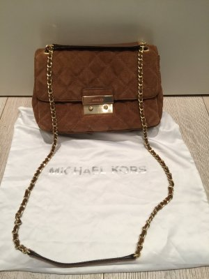 Michael Kors Bag sand brown suede