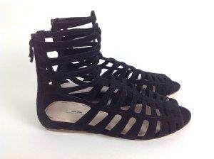 NEU Miu Miu Sandale schwarz G. 37