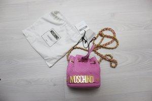 Moschino Buideltas roze-goud