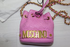 Moschino Borsellino rosa-oro