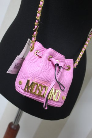 NEU MOSCHINO COUTURE Mini Micro Bag Tasche Beuteltasche
