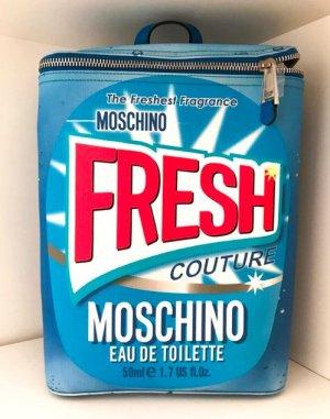 *NEU* Moschino Couture Rucksack Blau