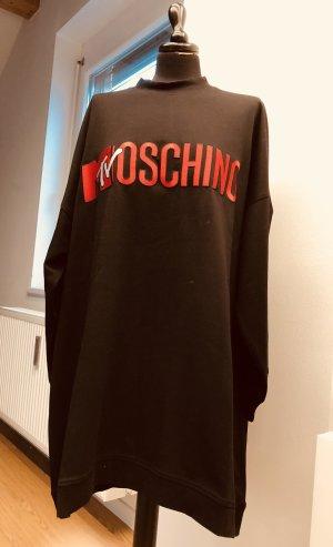 Moschino Sweater Dress black