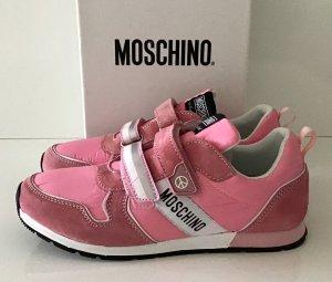 Moschino Sneaker con strappi multicolore
