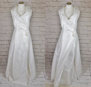 LeKress Wedding Dress white mixture fibre
