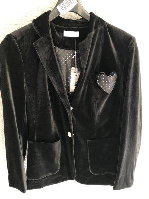 Judith Williams Tweed Blazer black