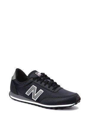 New Balance Lace-Up Sneaker black-grey