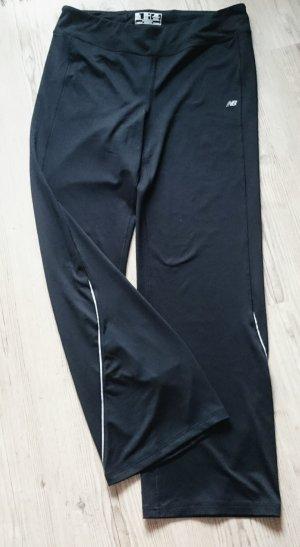 New Balance Pantalon de sport noir tissu mixte