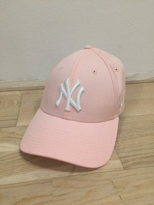 New Era Hat light pink