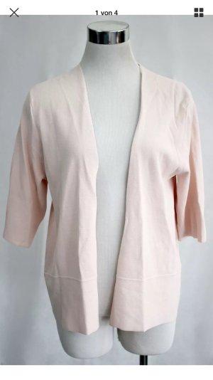 NC nice connections Cardigan in maglia rosa chiaro Viscosa