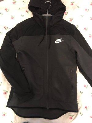 Nike Veste de sport noir-gris