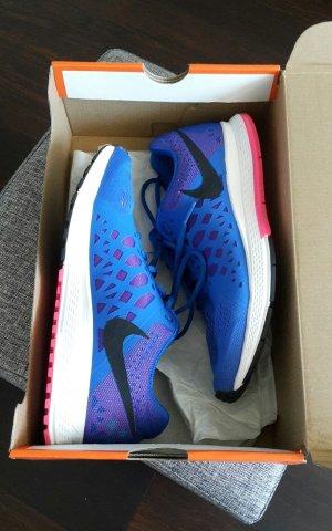 NEU Nike Wmns Zoom Pegasus 31 Sneaker Laufschuhe Sportschuhe blau pink 39