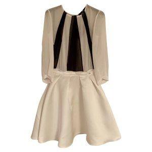 NEU NP 490€ Elisabetta Franchi Kleid aus Seide Seidenkleid XS S 34 36 40