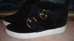 Arezzo Booties black leather