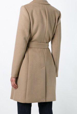 /// Neu, nur einmal getragen ///  Camel Coat
