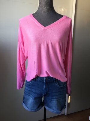NEU Oberteil Shirt rosa pink XS-S 36