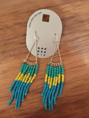 NEU - Ohrringe Statement Summer Earrings Hippy Style