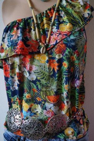 Neu !!!One Sholder Shirt