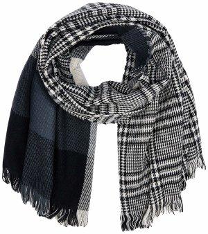 Only Gebreide sjaal veelkleurig Acryl