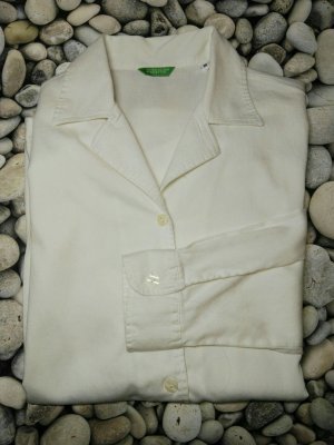 Benetton Polo Shirt white