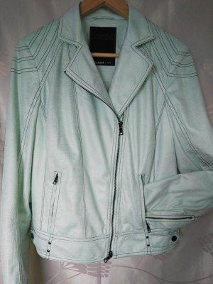 Cosima Biker Jacket black-mint