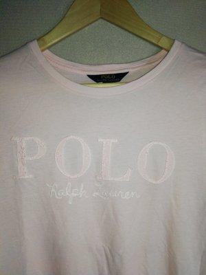 Neu! Orginal Ralph Lauren T Shirt, Rosa, gr. S