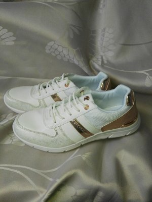 NEU! ORGINAL Tom Tailor Sneaker, weiß, Gr.39