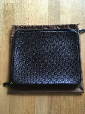 Neu!!! Orig. Gucci Signature Lap Top Case