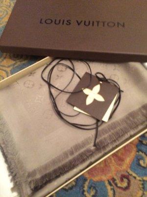 Neu ! : Orig. Louis Vuitton Schal in khaki - letzter Preis !