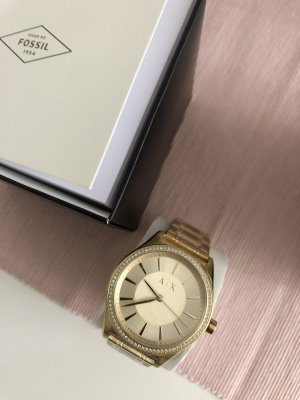 Armani Analog Watch gold-colored