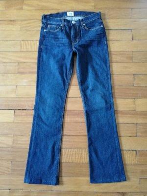 NEU original Hudson Jeans W 26 straight leg blau