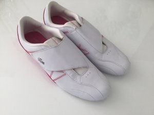 Lacoste Velcro Sneakers white-pink