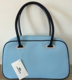 Neu Original Lacoste Tasche Light Blue Business