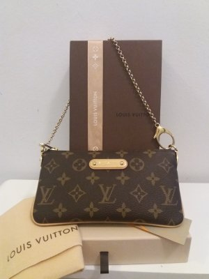 Neu! Original Louis Vuitton Milla Pochette Monogram Canvas