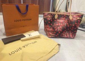 Neu Original Louis Vuitton Neverfull MM Jungle Limited Edition 2016