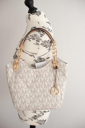 *NEU* Original Michael Kors Lilly Vanilla Tasche Tote Bag