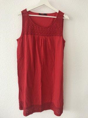 NEU!!! Oui Damen Rot Kleid Gr.L (40% RABATT)