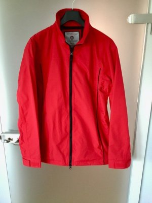 Outdoor Jacket red nylon
