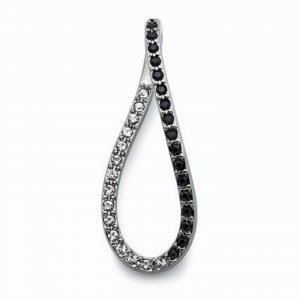 Pierre Lang Pendant silver-colored-black