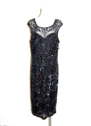 NEU - Pailettenkleid – Cocktailkleid schwarz von Dynasty Curve Gr.46